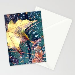 Fall in the Spider's Web Stationery Cards