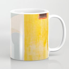 Spain Vintage Travel Poster Mid Century Minimalist Art Coffee Mug