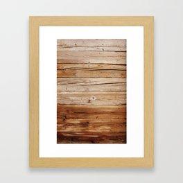 Good wood : idokungfoo.com Framed Art Print