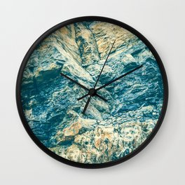 Laminate Rock Wall Clock