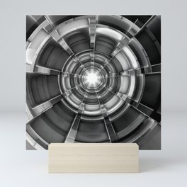 Slate Scope Mini Art Print