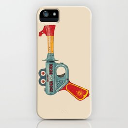 Gun Toy iPhone Case