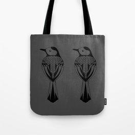 sädesärla Tote Bag