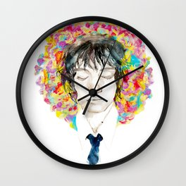 Flowering substantial on The Lover   Wall Clock