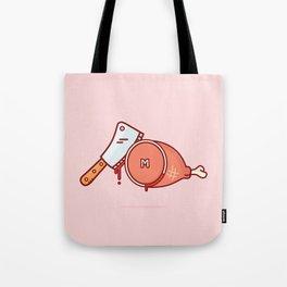 Ham Tote Bag