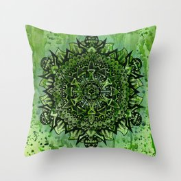 Dark Matter Throw Pillow