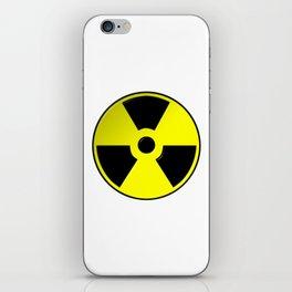 Nuclear Symbol iPhone Skin