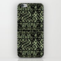 tigers iPhone & iPod Skins featuring Tigers by Camille Hermant