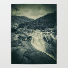 The River in the Mountains Poster