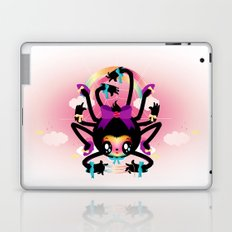 Crafty spider Laptop & iPad Skin