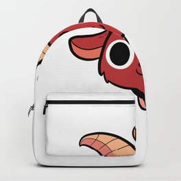 Cute As Hell Cute Person Gift Backpack