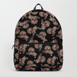 Dachshund Dog Backpack