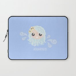 Aquarius Girl Laptop Sleeve