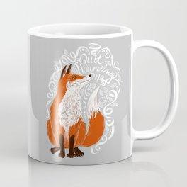 The Fox Says Coffee Mug