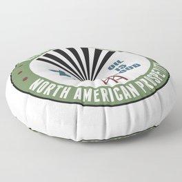 Keystone XL Pipeline Floor Pillow