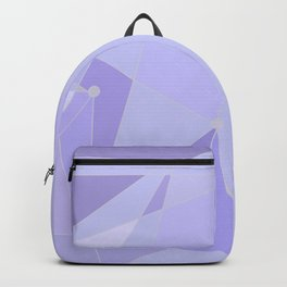 Tomorrowland Purple Wall Backpack