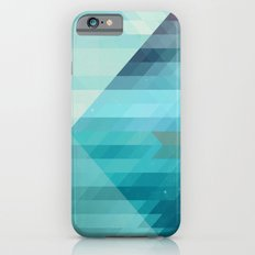 Lake and boat iPhone 6 Slim Case