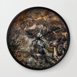 Jupiter & Jupiter Wall Clock