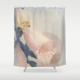 Spring Pastels Shower Curtain