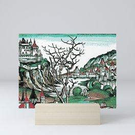 Portugalia Mini Art Print