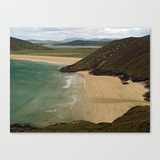 Rossan Bay Canvas Print
