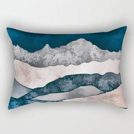 Mountain dream 1 Rectangular Pillow