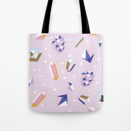 Magic and Crystals Tote Bag