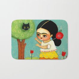 The Cat Rescue! Bath Mat