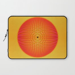 Citrus Sphere Laptop Sleeve