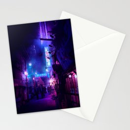 Tokyo Nights / Midnight City / Liam Wong Stationery Cards