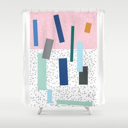 Friday Shower Curtain