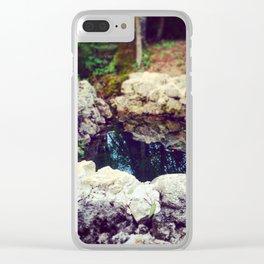 Fonte - Scurcola Marsicana Clear iPhone Case