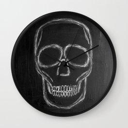 No. 57 - The Skull Wall Clock
