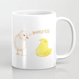 Peep Imposter Coffee Mug