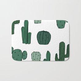 Cactus Overload Bath Mat