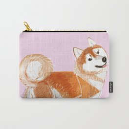 Akita Inu Carry-All Pouch
