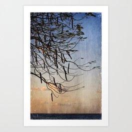 Seas Like These Art Print