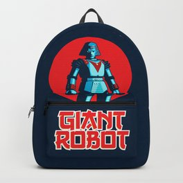 Giant Robot Backpack
