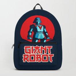 Giant Robot Backpack