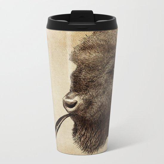 Big Smoke Metal Travel Mug