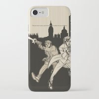 heroes iPhone & iPod Cases featuring Heroes by salternates