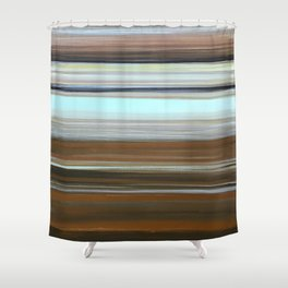 HOMBRE Shower Curtain