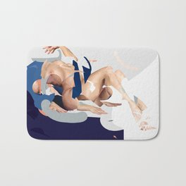 BREATHWORK Bath Mat