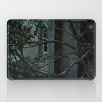 college iPad Cases featuring Abandoned College by Anna Lisa Ferrara