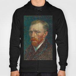 Vincent Van Gogh Self-Portrait Hoody
