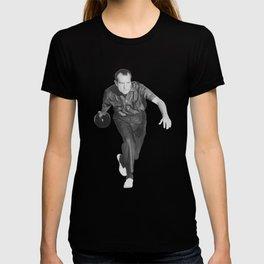 President Richard Nixon Bowling At The White House T-shirt