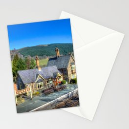Carrog Railway Station Stationery Cards