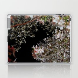 blossom by night Laptop & iPad Skin