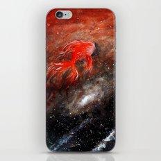 goldfish cosmos iPhone & iPod Skin