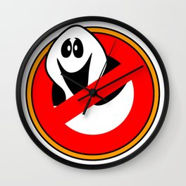The Really Real Ghost Busters 2 Wall Clock